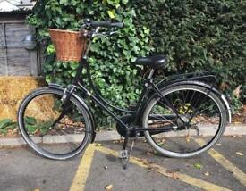 Dutch vintage bike