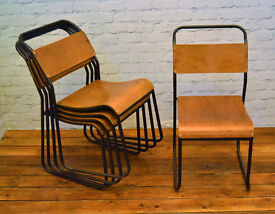 150 available ply stacking vintage chairs antique industrial restaurant retro seating cafe wooden