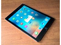 Apple iPad Air 16gb WiFi and Cellular 4G Fast internet WiFi or through Sim card, Unlock to all """"