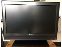 Sony 26 inch flat screen LCD Flat Screen TV and remote will consider offers.