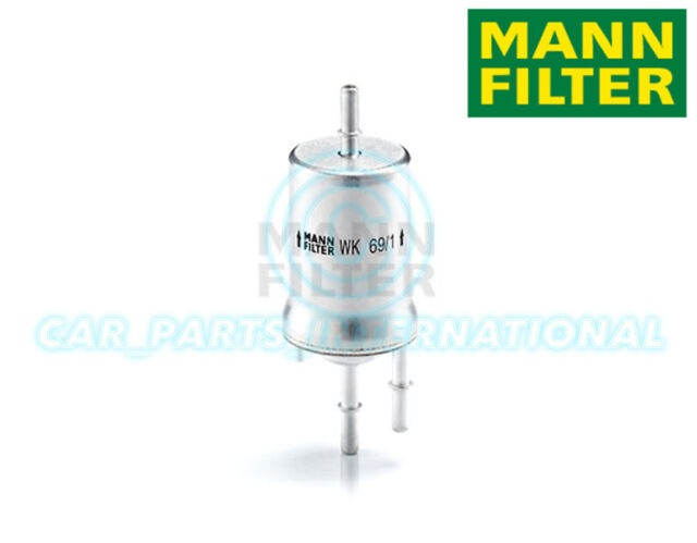 Mann Hummel OE Quality Replacement Fuel Filter WK 69/1