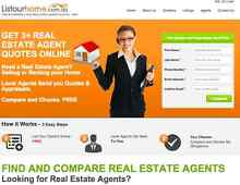 Online Website Business Leads for Real Estate Agnets Arundel Gold Coast City Preview