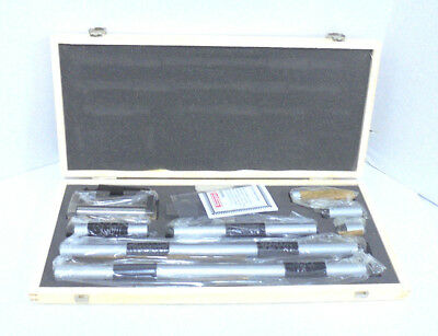 Spi 14-558-1 Mechanical Inside Tubular Micrometer 100-1300mm X .01mm Res. 6 Rods