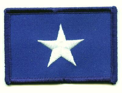 Aufnäher Bonnie Blue Patch CSA Rebel Konföderierte Südstaaten Bonnie Blue