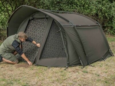 Avid Carp HQ Dual Layer 2 Man Bivvy NEW Carp Fishing Twin Skin Bivvy