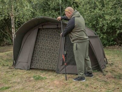 Avid Carp HQ Dual Layer 1 Man Bivvy NEW Carp Fishing Twin Skin Bivvy
