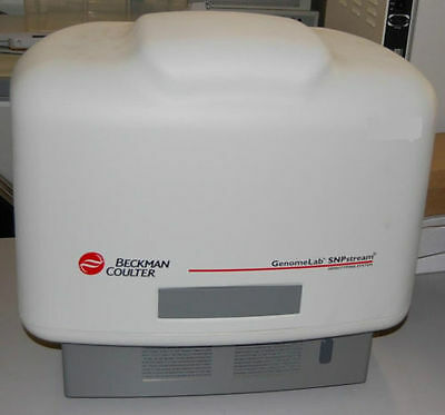 Beckman Coulter Genomelab Snpstream With Computer