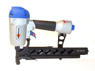 Spotnails X1s76-8650 16 Gauge 2 Inch Staple Gun Air Stapler For Paslode Gs16