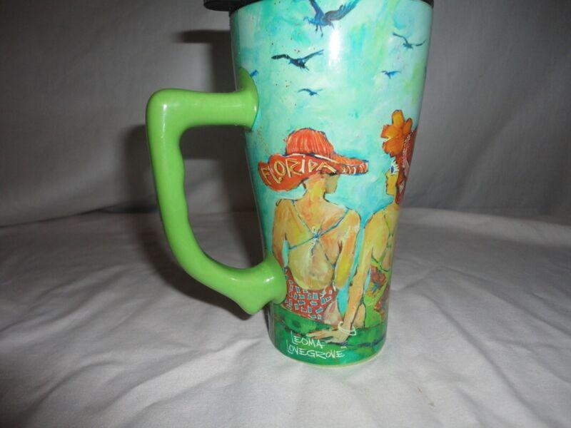 Florida Coffee Mug - Unique - Leoma Lovegrove