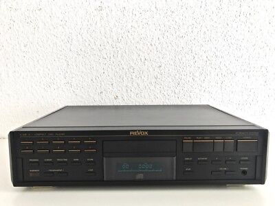 Heim-audio & Hifi Cd-player & -recorder Revox B 226 Cd-player In Sehr Gutem Zustand Mit Gewärleistung