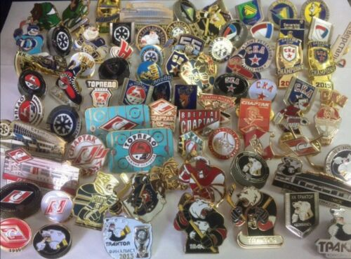 Collectible old badges from the USSR Different 500 grams 17 ounces