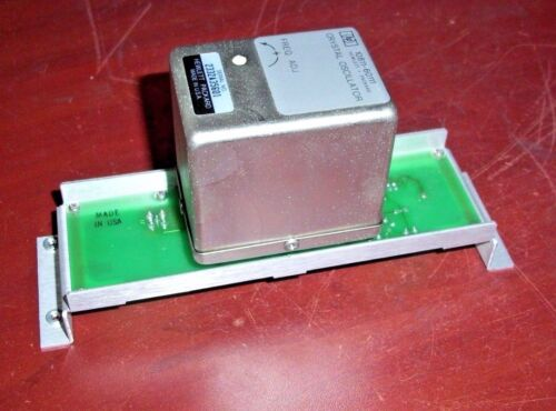 HP Agilent 10811-60111 Crystal Oscillator w/ 08770-60112 Board
