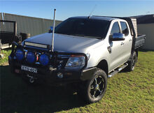 Ford px ranger XLT dual cab Muswellbrook Muswellbrook Area Preview