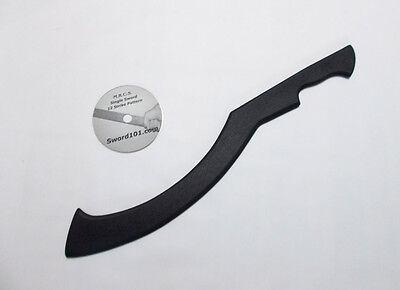 Egyptian Khopesh Training Sword & Martial Arts Practice DVD - Khopesh Sword
