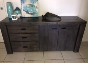 timeless design 5c776 a3d2e super amart buffet | Furniture | Gumtree Australia Free ...