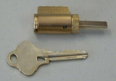 Schlage Everest S123 Lever Cylinder 606 New 1 Key