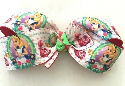Alice In Wonderland For Baby (Beautiful Alice in Wonderland inspired hair bow for girls.)