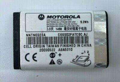 Motorola Nntn6923a 3.6v Lithium Ion Dtr650 Dtr550 Dtr410 High Capacity Battery