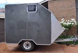 Enclosed trailer - Great for Dirt Bikes/Camping/Moving *REDUCED* Warragul Baw Baw Area Preview