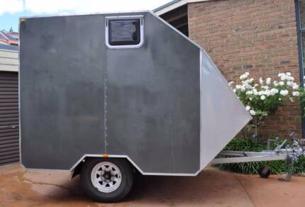 Enclosed trailer - Great for Dirt Bikes/Camping/Moving