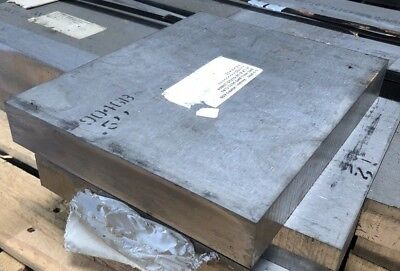 Titanium Plate 6al4v 1.5 X 9 X 11