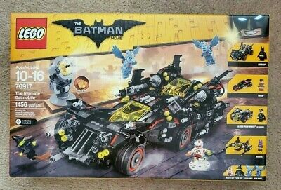 Lego Batman Movie The Ultimate Batmobile 70917 Brand New Sealed