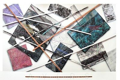 William Ayers Again Home Conversation II Poster Bild Kunstdruck 62,5x96,5cm