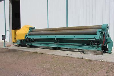 Plate Roll Bertsch 24ft X 14in