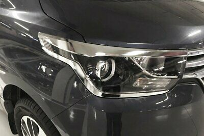 Fits Hyundai i800 55w Clear Xenon HID Low//Side Headlight Headlamp Bulbs Set