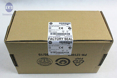 New Factory Sealed Allen Bradley 1766-l32bxba Micrologix 1400 Catalog Plc Module