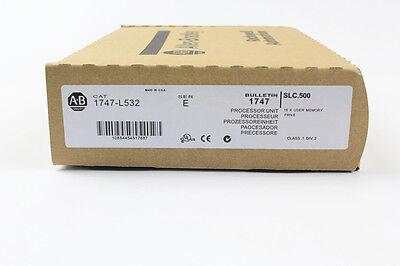 New In Box Sealed Allen Bradley 1747-l532 Series E Frn 11 Slc 500 Plc Module