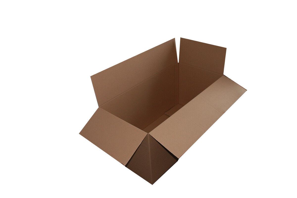 100 cartoni 400 x 300 x 300 mm Scatola Confezione Pacchetto Box Spedizione DHL DPD