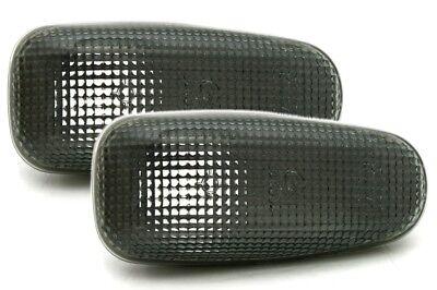 Seitenblinker Set in SMOKE für MERCEDES W210 / W638 / SPRINTER graue Blinker