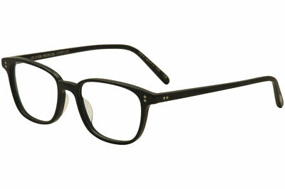 Oliver Peoples OV5279U OV/5279/U Maslon 1465 Matte Black Optical Frame (Oliver Peoples Optical)
