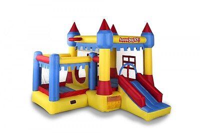 Hüpfburg Happy Bounce New Castle 5in1 Avyna