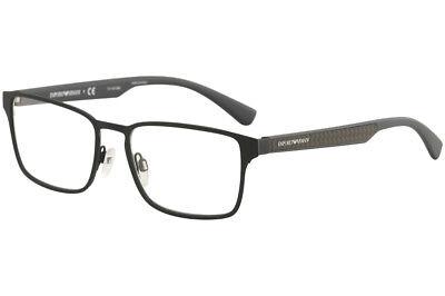 Emporio Armani Men's Eyeglasses EA1063 EA/1063 3184 Petroleum Optical Frame (Armani Eyeglasses)