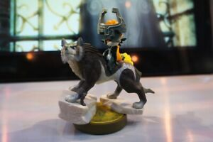 I'm looking for wolf link amiibo