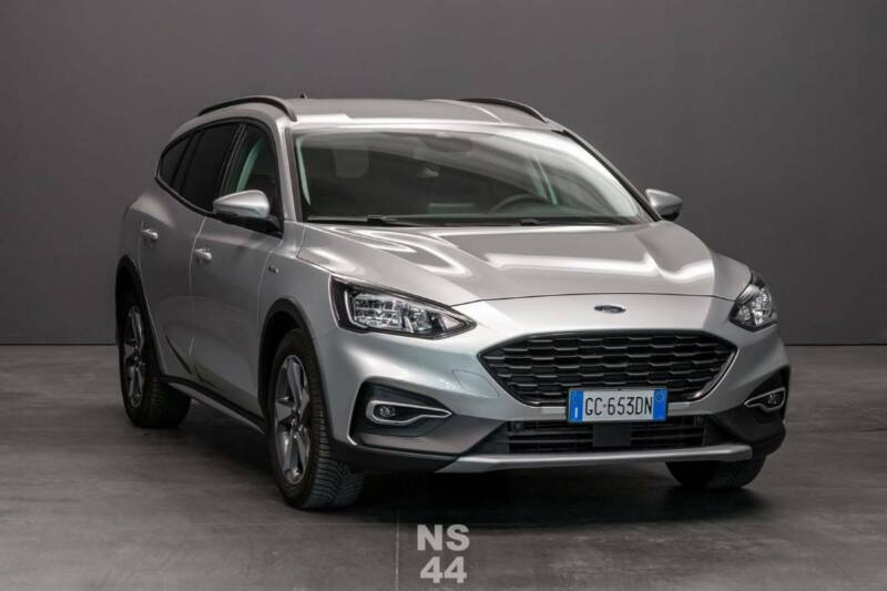 FORD Focus SW 1.0 EcoBoost 125CV Active Powershift