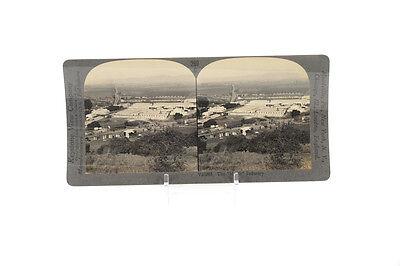 The Movie Industry -Original 1920s Keystone Stereo View -Los Angeles California
