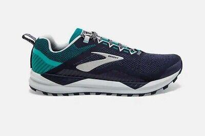 Brooks Mens Cascadia 14 - trail running shoe - grippy