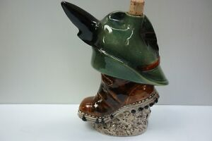 Boot and Hat liquor bottle Horsley Wollongong Area Preview