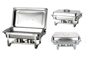CHAFING DISHES ( FOOD WARMER), SOUP WARMER, COFFEE URN RENT!