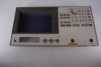 Agilent 4352a Vcopll Signal Analyzer 10mhz-3ghz Front Panel