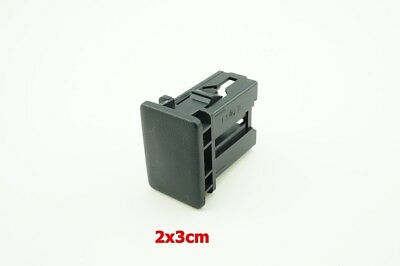 1PC TOYOTA HILUX REVO FORTUNER 2015-19 PLASTIC COVER SPARE SWITCH HOLE for sale  Shipping to United States