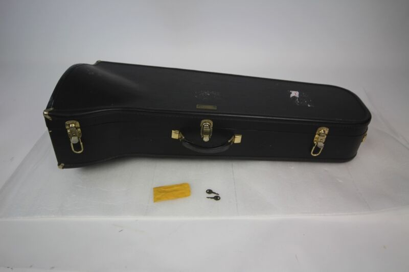 GETZEN Trombone case Case only in excellent condition Hard case for trombone