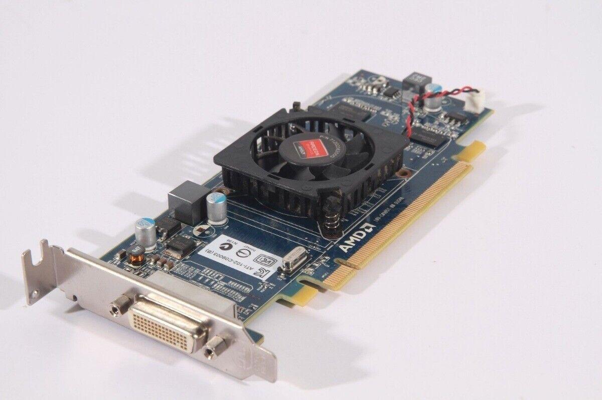 DELL 1CX3M AMD Radeon HD6350 512MB Low Profile Graphic Card 01CX3M 1CX3M SFF GPU