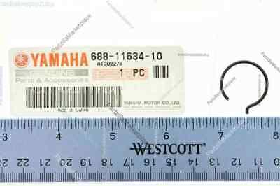 Yamaha 688-11634-10-00 - CLIP PISTON PIN