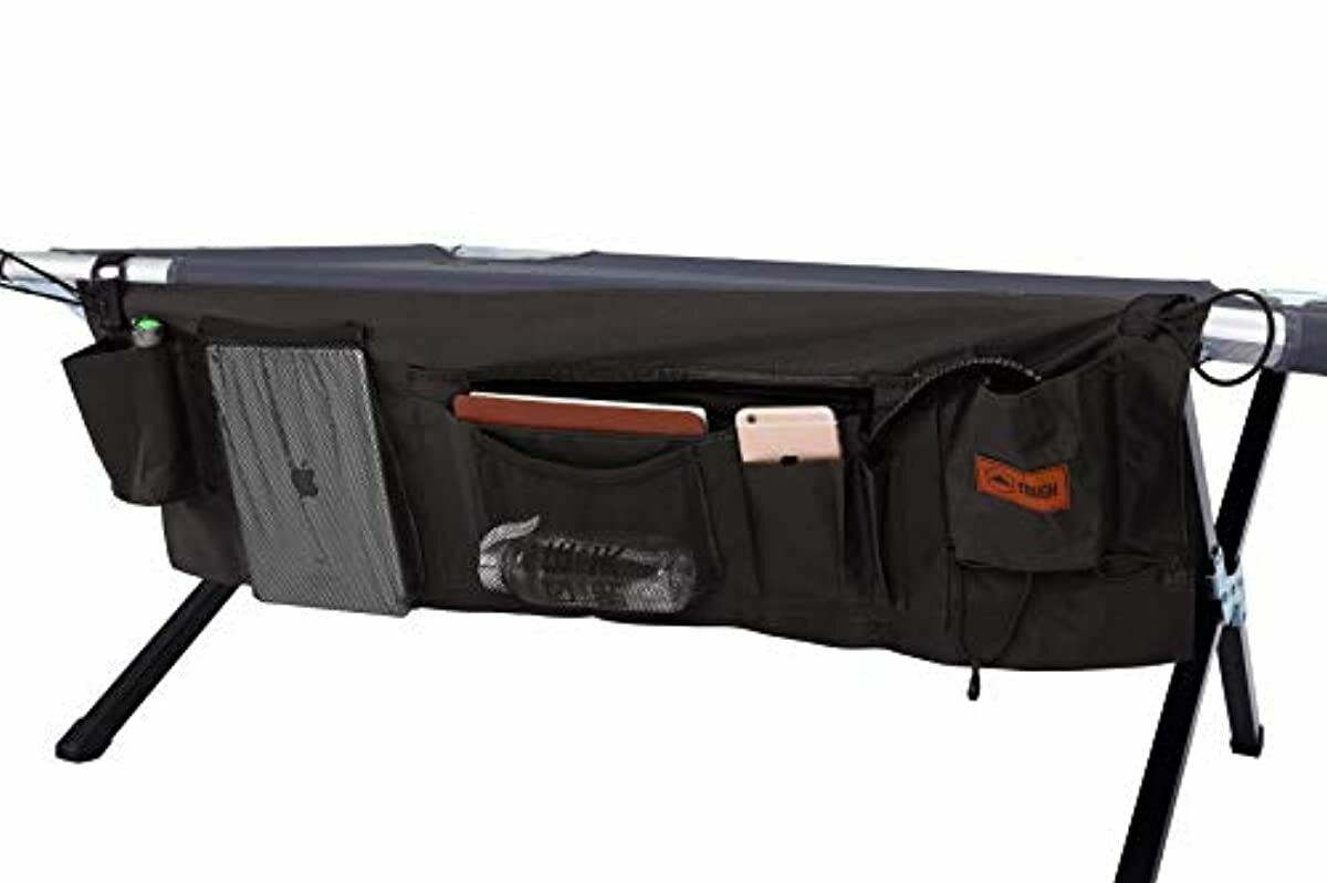 Brand New Boxed British Army Heavy Duty Folding Cot Camp Bed