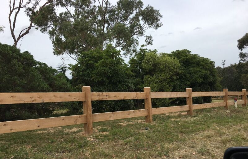 timber fence posts 125mm x 75mm x 2 1m pre mortised building