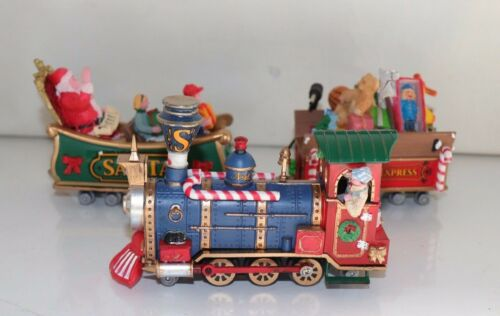 C3 Lemax Starlight Express Collectible Train Locomotive Replacement